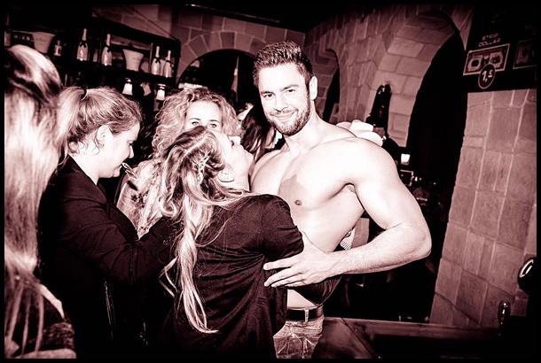 from Garrett berlin gay strip club boys